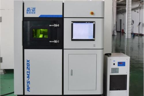 突破!隆源成型与北科大开发梯度材料金属铺粉3D打印系统