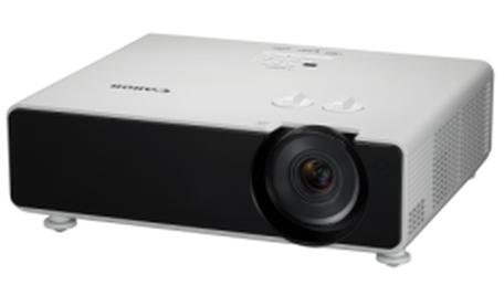 佳能推出紧凑轻量的4K UHD激光投影机新品