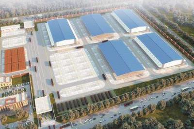 浙江·阿克苏出口产业合作园布局面料织造中心