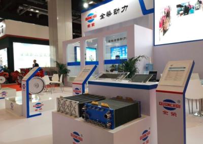 全柴动力研发氢燃料电池电堆,性能达到国内领先水平