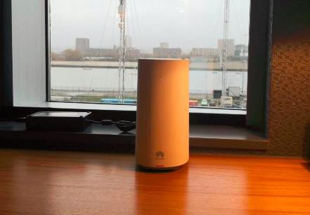 华为推出全球首款5G家庭路由器,最大下载速度达2 Gbps