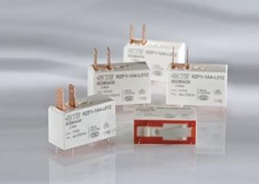 TE Connectivity推出RZF系列PCB继电器,可节省空间