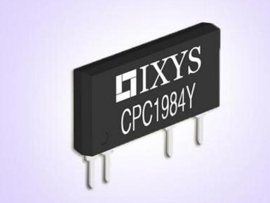 Littelfuse推出600V/1A功率SIP继电器——CPC1984Y
