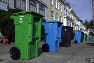 """硅谷创业者给垃圾桶装上传感器,实现""""零垃圾"""""""