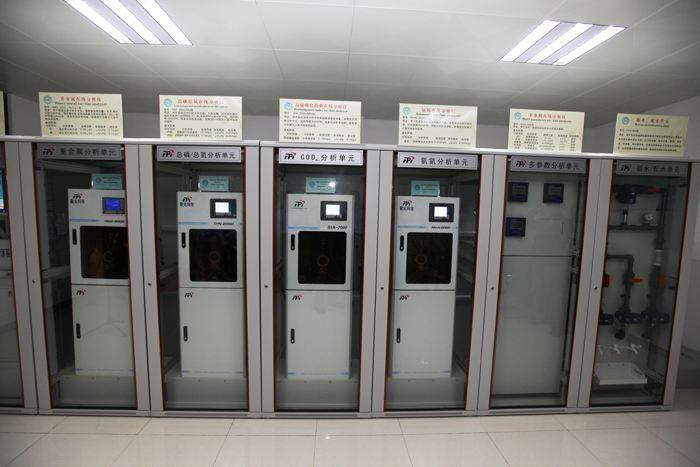 安徽安庆17个水质在线监测站全面同步开工