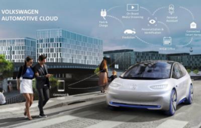 大众集团收购diconium49%股权 助力大众汽车云数字服务