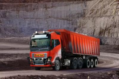 沃尔沃首个商用无人驾驶卡车项目落地挪威