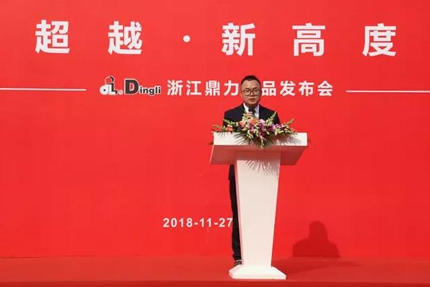 浙江鼎力宝马展发布10余升级款臂式高空作业平台新品!