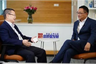 """对话""""燃气表第一股""""金卡智能董事长杨斌"""