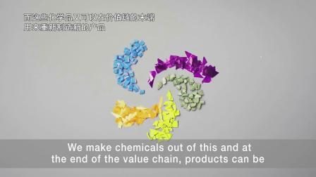 巴斯夫创造化学循环新作用 废塑料变油