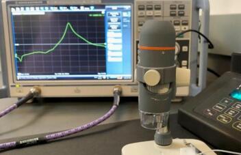 哥伦比亚大学打造出一种成本低廉的传感器,可用于识别各种细菌类型