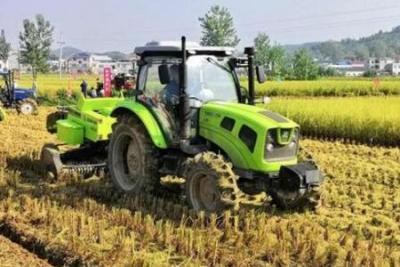 农业农村部推进创新农机化技术推广运行机制与服务模式