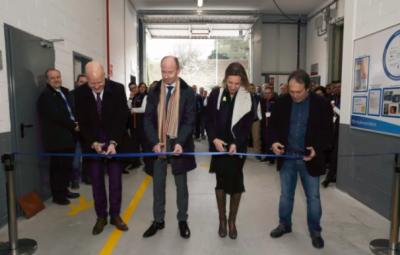 海虹老人防火涂料研发中心启用,丹麦研发和测试中心开工