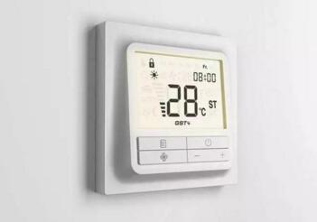 地暖温控器怎么调节?地暖温控器价格、安装、接线方法、使用说明