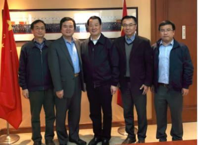 中国建材工程集团与苏州图森战略合作,共同开发玻璃激光加工设备