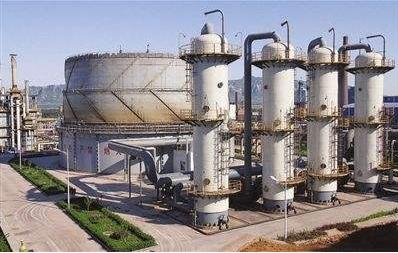 合成氨废水处理工艺流程设计分析