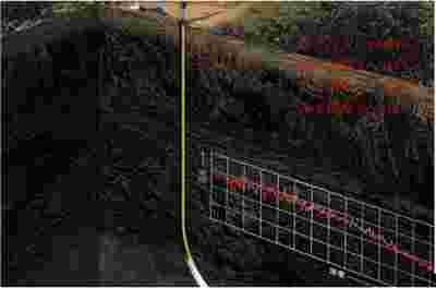 光纤温度传感系统串接光纤F-P传感器,实现井下温压同测