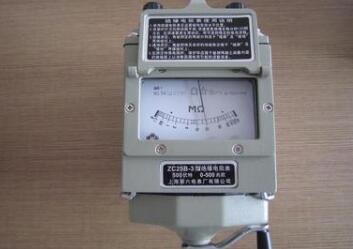 绝缘电阻表型号、使用方法、检定规程(附绝缘电阻测试记录表)