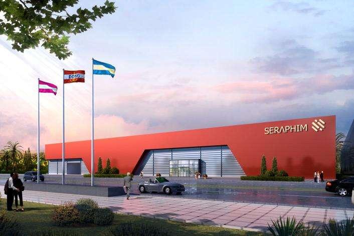 赛拉弗将在南非投建首个500MW太阳能电池片工厂
