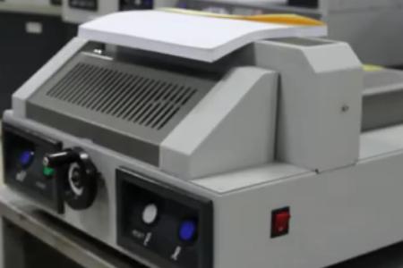 320V+切纸机