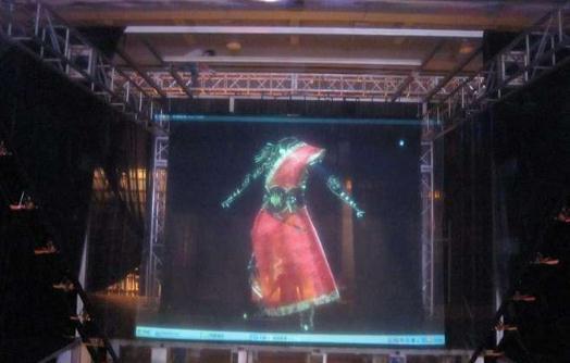 王小松教授设计:叠加型虚拟幻影成像装置