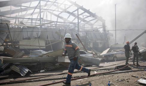 多米尼加工厂爆炸原因,多米尼加工厂爆炸最新消息
