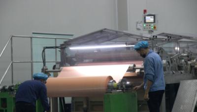 云南惠科锂电铜箔、铜杆项目在国家级蒙自经济技术开发区正式投产