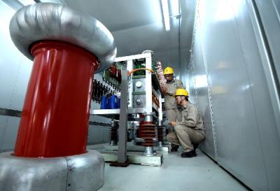 全球首个静止同步串联补偿器在天津正式投运