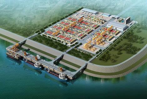 安徽港航集团公司成功揭牌 优化整合全省港航资源
