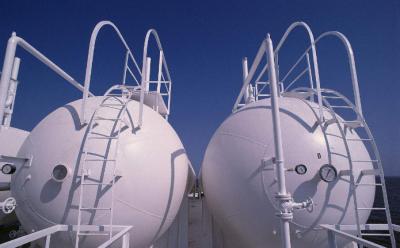 中国石油管道承建的盘锦和盖州天然气压气站在辽宁投产成功