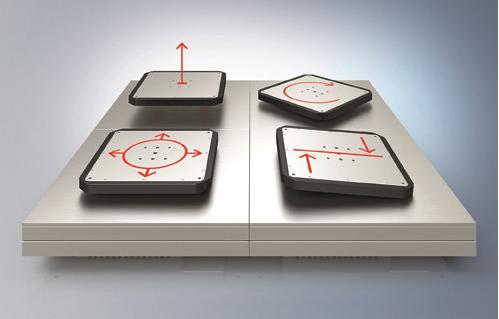 倍福推出XPlanar平面磁悬浮输送系统,实现精确的定位任务