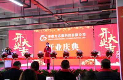 龙芯微集成电路封装测试项目正式投产,预计年产值达5亿元