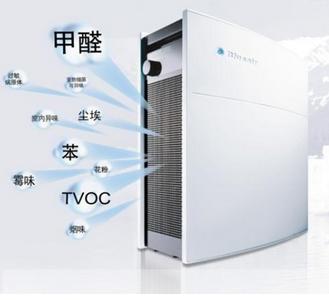 空气净化设备中标配硬件PM2.5传感器