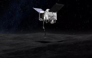 NASA深孔探测器OSIRIS-Rex历时2年终抵达小行星Bennu