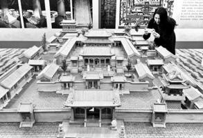 利用3D复原和VR技术等科技手段重现南海子团河行宫与德寿寺