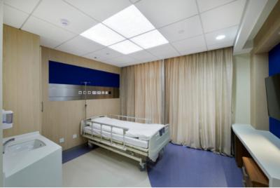 昕诺飞为青岛妇儿医院设计装配了全新照明解决方案