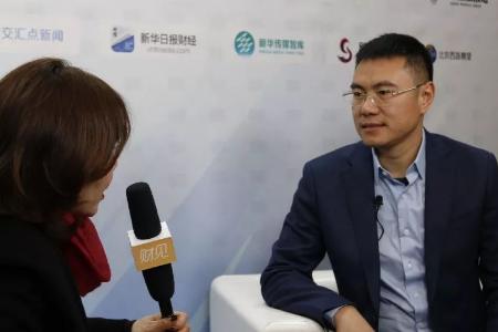 肯帝亚董事长郦海星应邀出席第12届新华高峰会