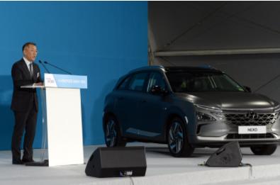 现代汽车集团宣布长期路线图 464亿元发展燃料电池系统