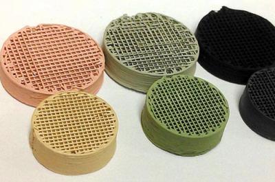 3D打印版燃料电池可实现燃烧的均匀和可预测性
