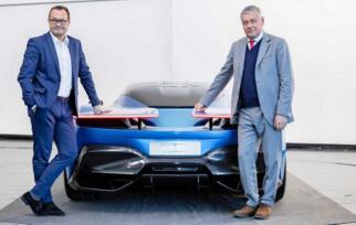 宾尼法利纳PF0定名为Battista,将于明年3月日内瓦车展首发