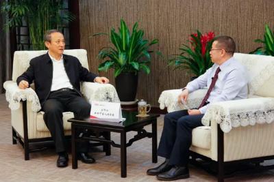 对话徐工董事长王民:决战在市场 决胜在工厂
