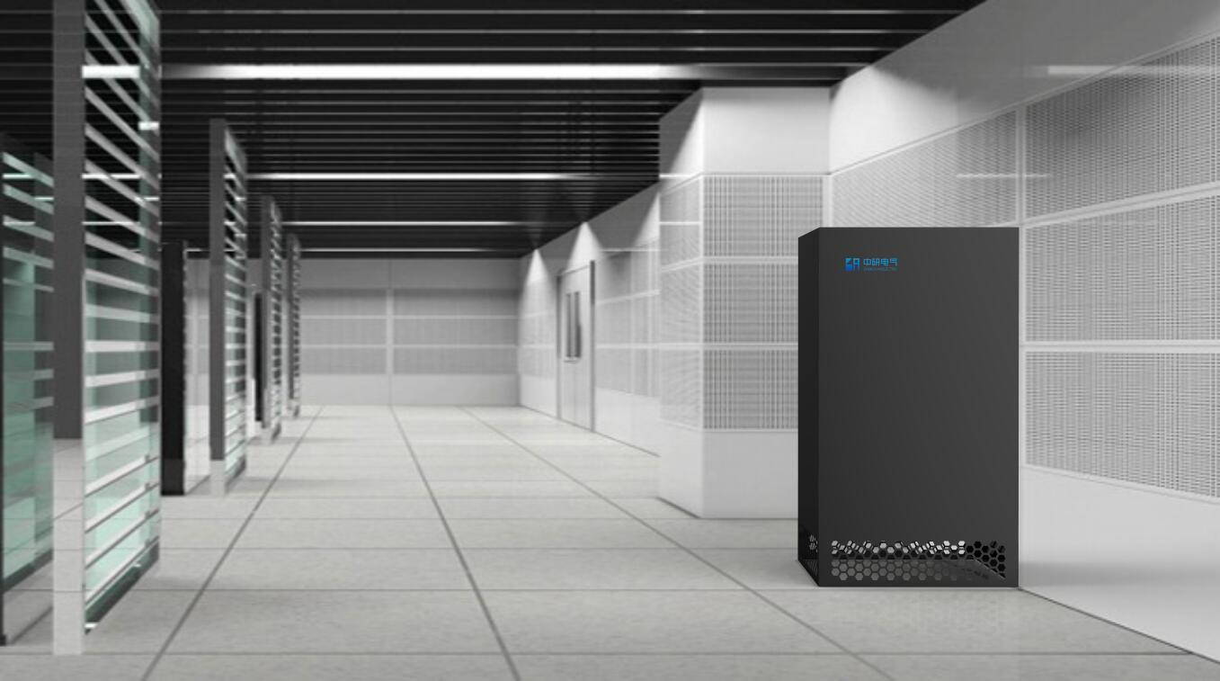 淮南铁塔启动智能新风系统一体化基站节能试点