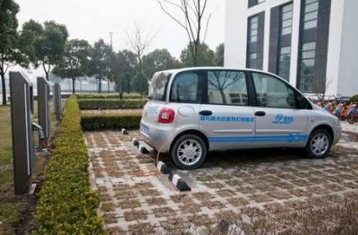 电动汽车充电桩为何发展如此缓慢?