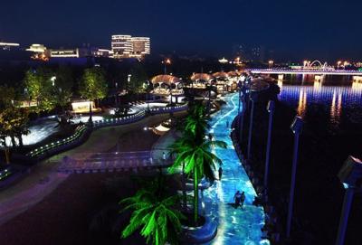 华影科技:城市亮化即将潮退 商业文旅项目仍将持续增长