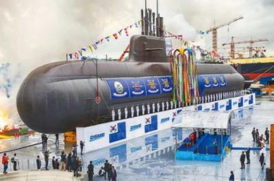韩国三星研制出新型潜艇专用锂离子电池 却引发强烈担忧