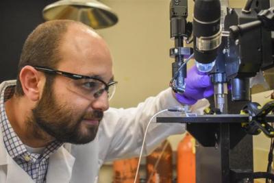 华盛顿州立大学3D打印用于糖尿病监测的葡萄糖生物传感器