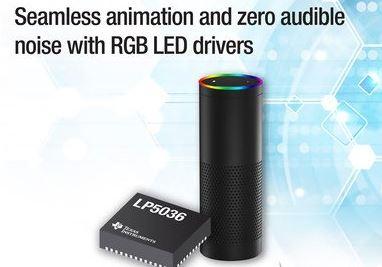 德州仪器推出行业首创LED系列驱动器