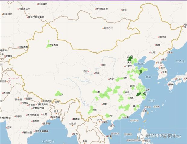 清华PPP研究中心发布2018年度中国城市PPP发展环境指数