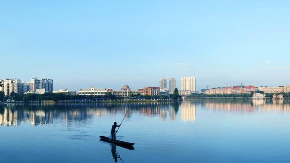 中国长江生态环保集团与江岸区签订落户协议 百亿生态环保项目落户武汉