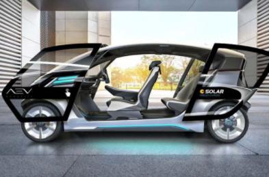 墨尔本大学推出新款自动驾驶太阳能电动车 最高限速40公里/小时